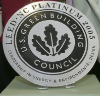 LEED, LEED Platinum, U.S. Green Building Council, LEED certification, LEED standards