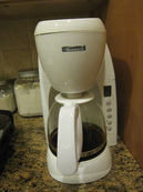 coffee maker, coffee, cup of coffee, making coffee, morning cup, coffee beans, goingtruegreen