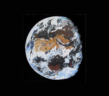 Earth Day, Earthday, Earth Week, Going Green, Going True Green, Bill Lauto, Earth from space, Earth