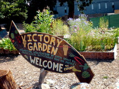 Victory Garden, Victory Gardens, World War One, World War Two, World War II, fresh food, food, organic food, growing food, compost, composting, Home Front, Going Green, Sustainable Living, Sustainability, Going True Green