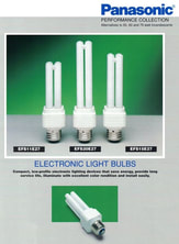 Panasonic, QUAD bulbs