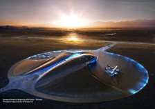 Virgin Galactic's Spaceport America, New Mexico, New York's 1964 World's Fair, future, space travel, Virgin Galactic's vision
